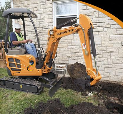 Leaking Pipe Excavation